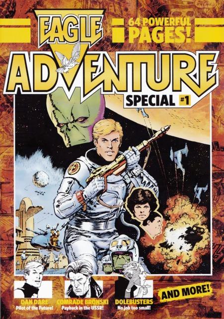 Eagle Adventure Special