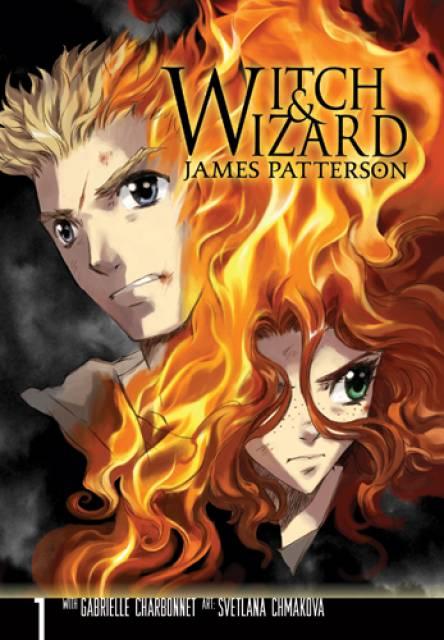 Witch & Wizard, The Manga