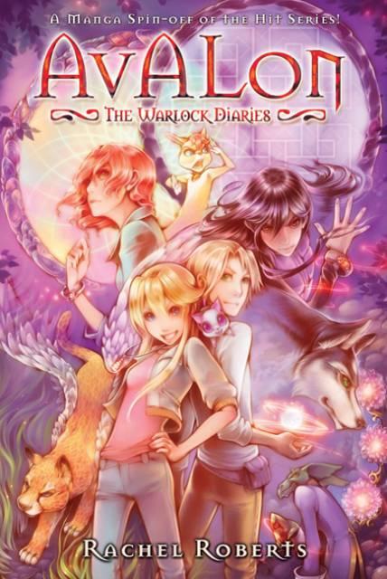 Avalon: The Warlock Diaries Omnibus