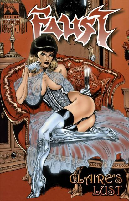 Faust: Claire's Lust