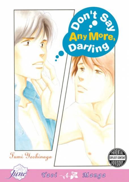 Don't Say Anymore, Darling