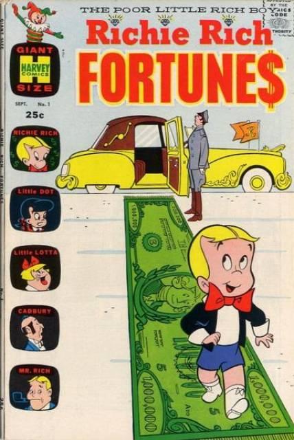 Richie Rich Fortunes