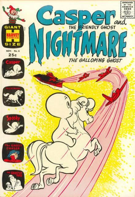 Casper and Nightmare