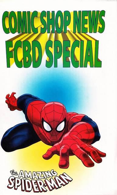 Comic Shop News FCBD 2012 Special