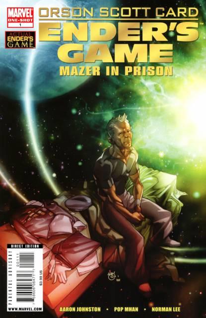 Ender's Game: Mazer In Prison Special