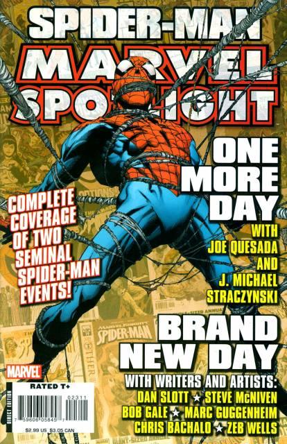 Marvel Spotlight: Spider-Man - One More Day/Brand New Day