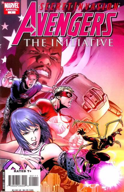 Avengers: The Initiative Annual