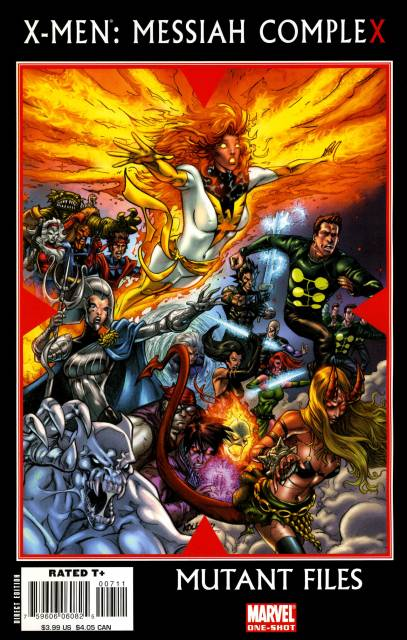 X-Men: Messiah Complex – Mutant Files