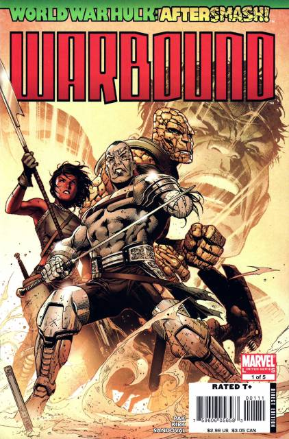 World War Hulk Aftersmash: Warbound