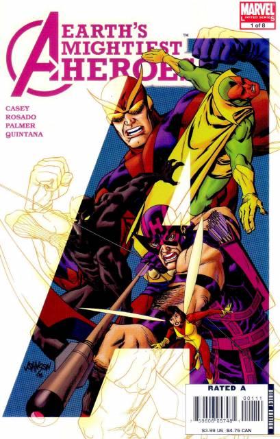 Avengers: Earth's Mightiest Heroes II