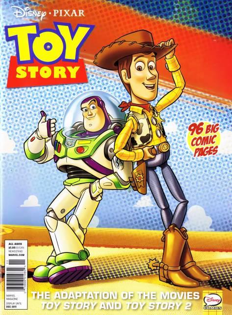 Disney-Pixar/Muppets Presents: Toy Story