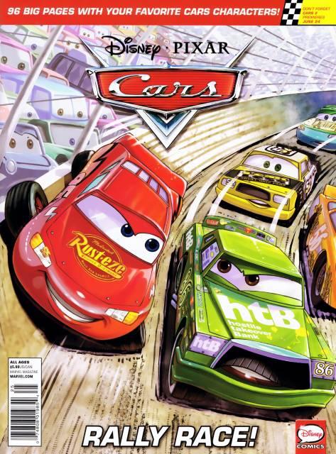 Disney-Pixar/Muppets Presents: Cars