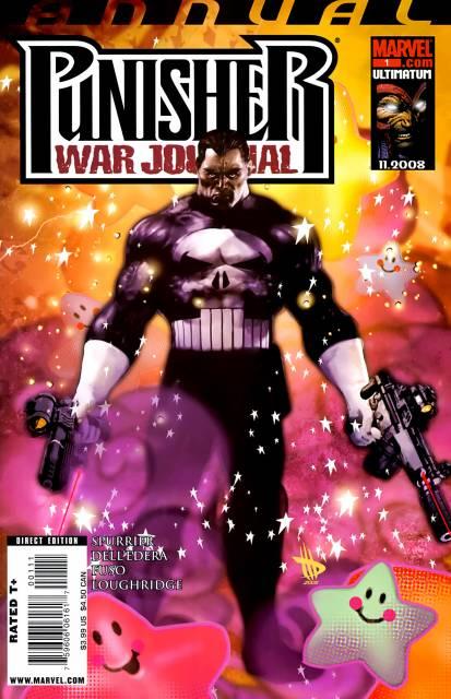 Punisher War Journal Annual