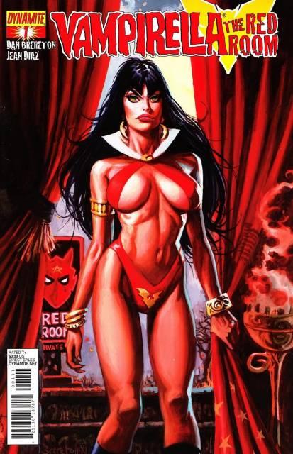 Vampirella: The Red Room