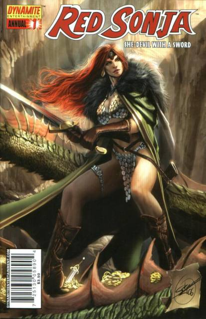 Red Sonja Annual