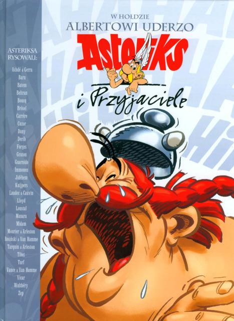 Asteriks i Przyjaciele