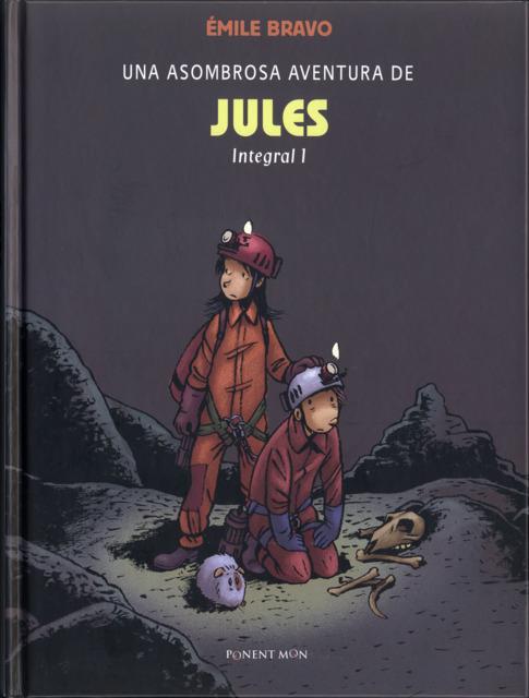 Una Asombrosa Aventura de Jules Integral