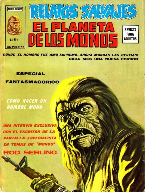 El Planeta de los Monos