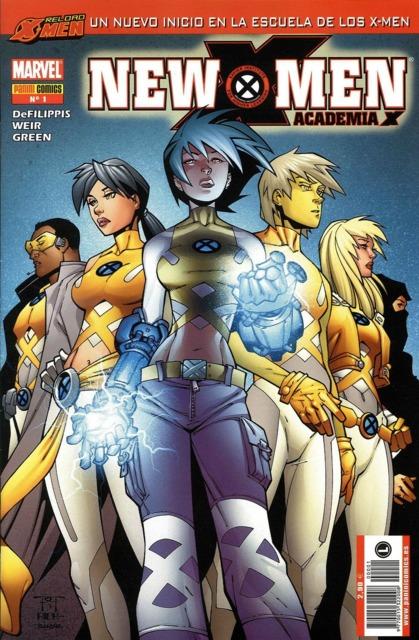 New X-Men: Academia-X