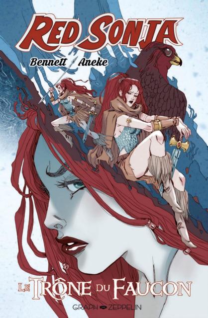 Red Sonja: Le Trône du Faucon