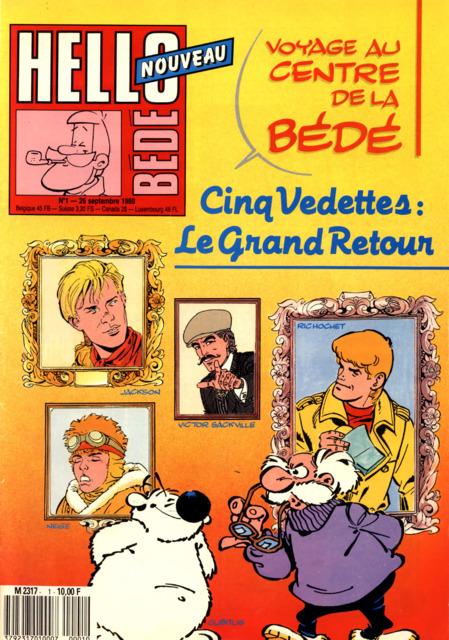 Hello Bédé