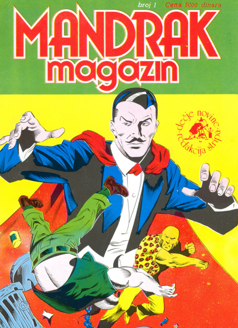 Mandrak Magazin
