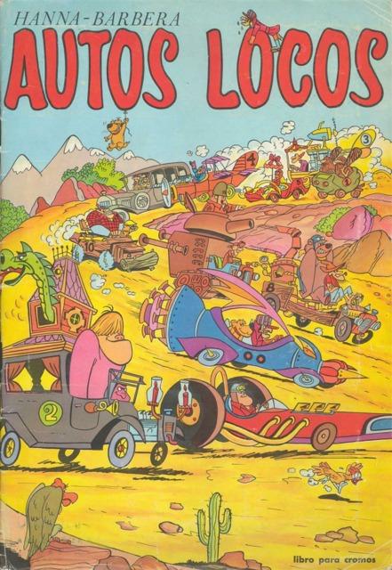 Hanna-Barbera Autos Locos