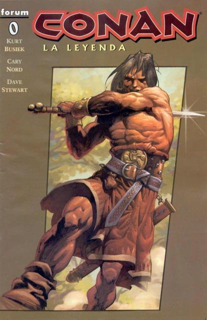 Conan: La Leyenda