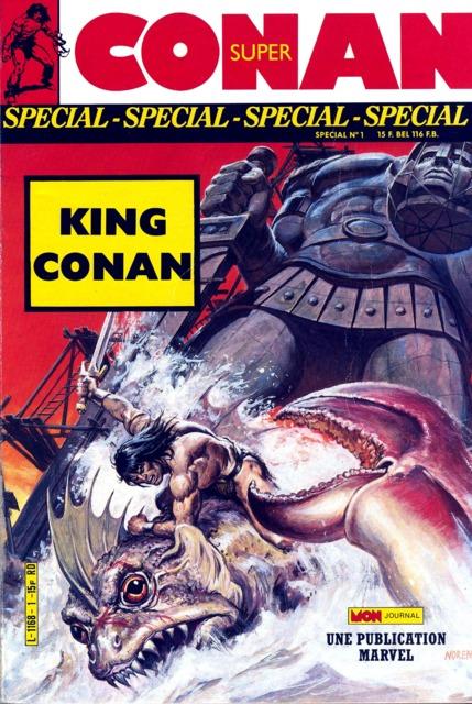 Super Conan Spécial
