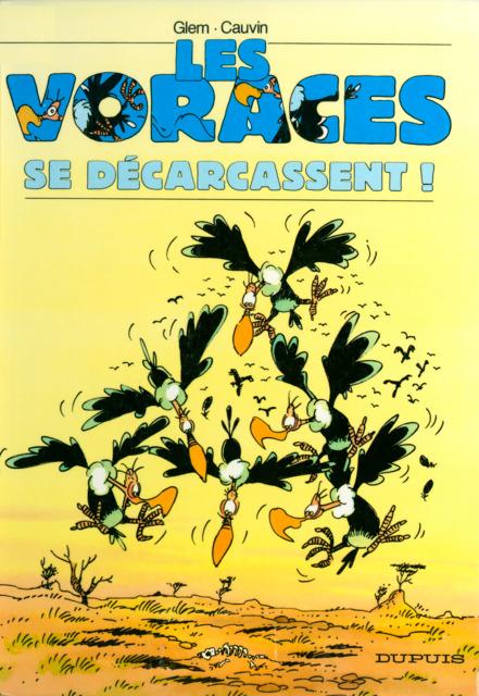Les Voraces