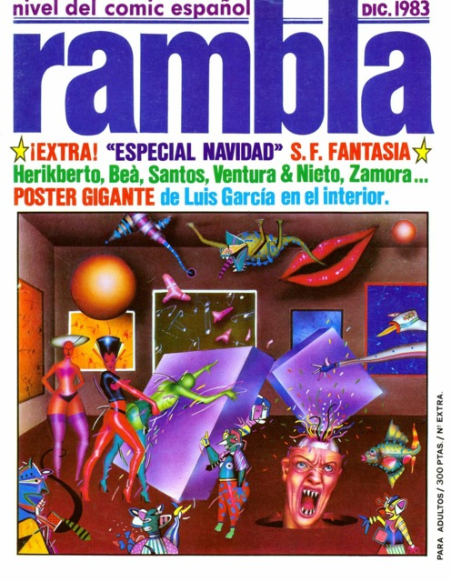 Rambla Extra