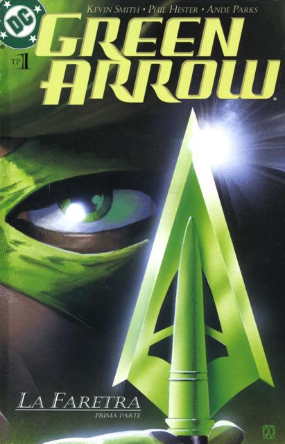 Green Arrow TP