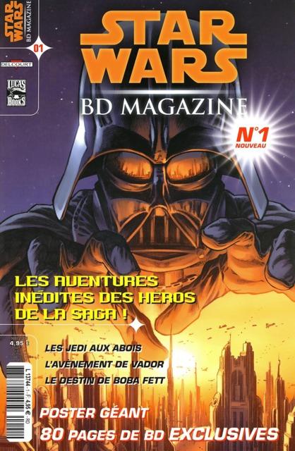 Star Wars BD Magazine
