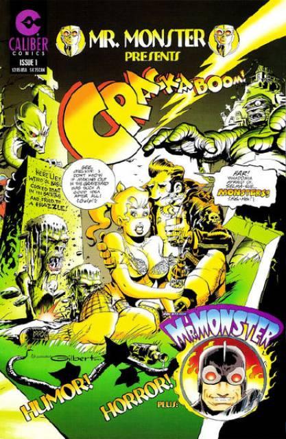 Mr. Monster Presents (Crack-A-Boom!)