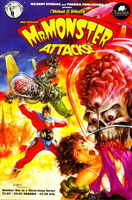 Mr. Monster Attacks!