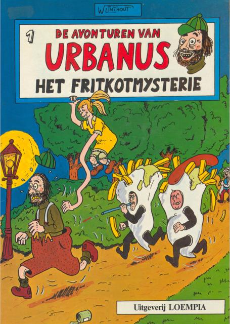 De Avonturen Van Urbanus