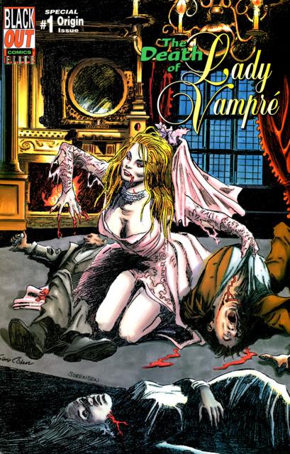 Death of Lady Vampré