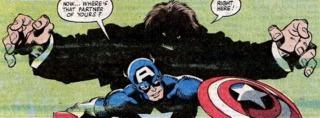 Surprising Captain America