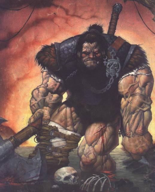 Cazador, before the curse was set upon him.