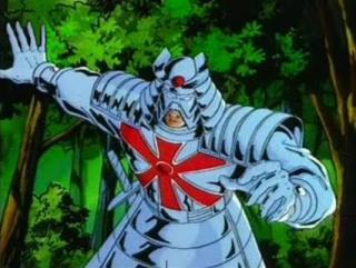 Silver Samurai in X-Men: TAS