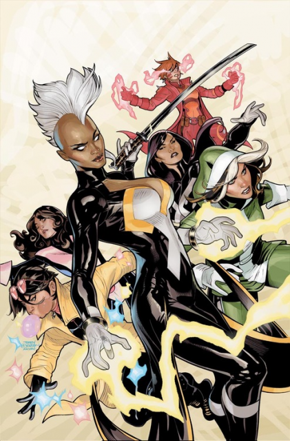 Storm leading the team
