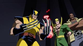 Wolverine as an Avenger