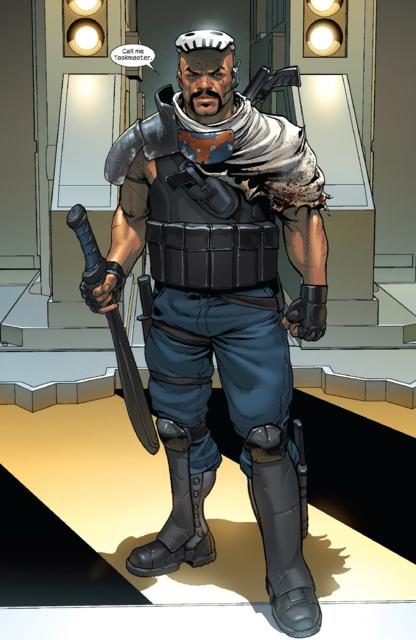 Ultimate Taskmaster
