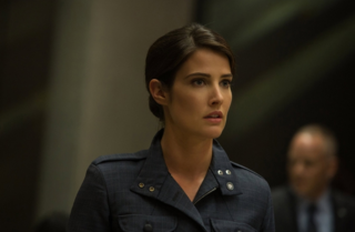 Maria Hill in The Winter Soldier