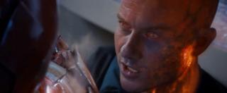 James Dale Badge as Eric Savin