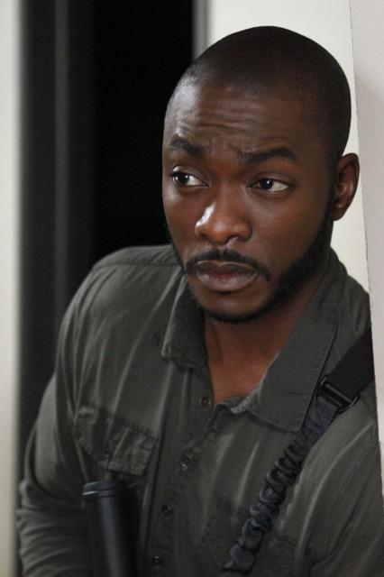 B.J. Britt as Agent Triplett.