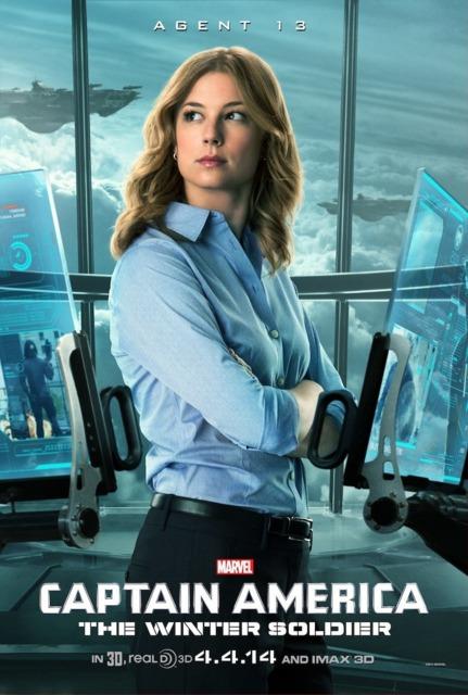 Emily VanCamp as Sharon