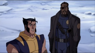 Fury and Wolverine