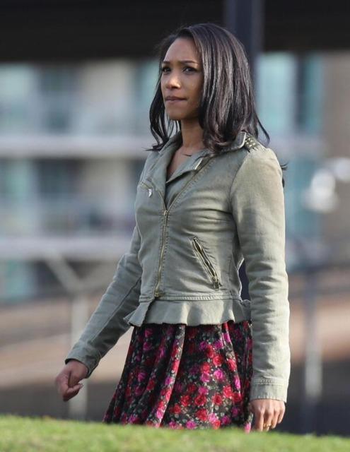Candice Patton as Iris West