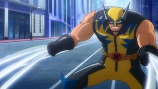 Disk Wars Wolverine